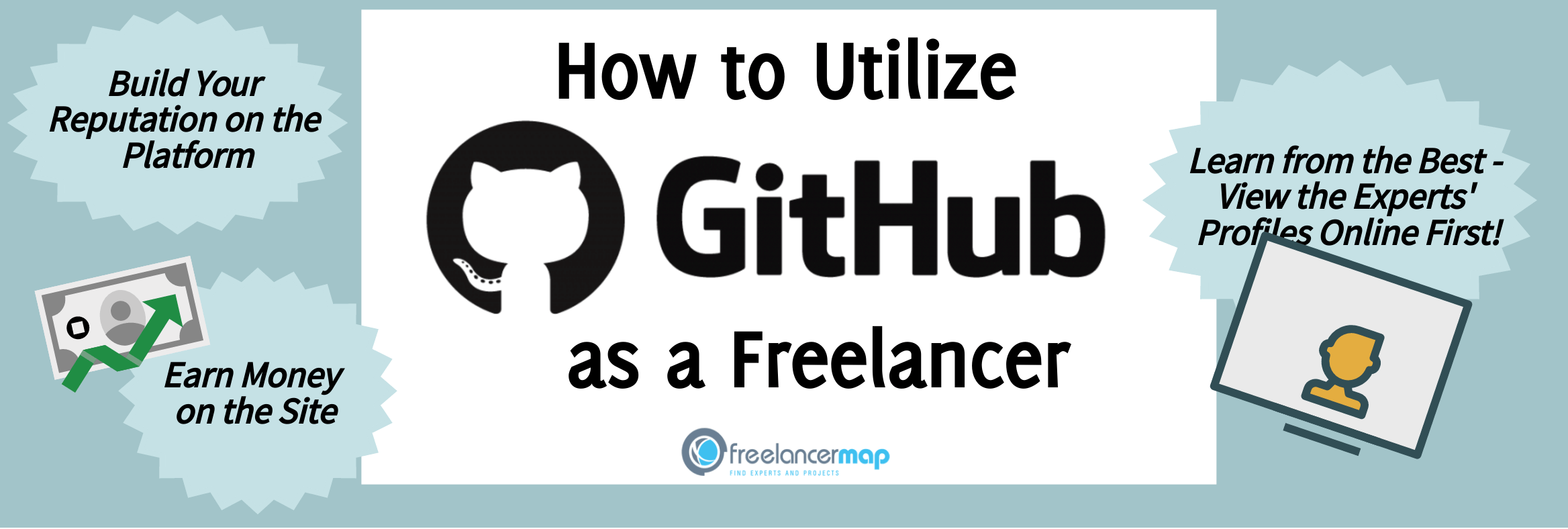 How to use GitHub as a Freelance Developer