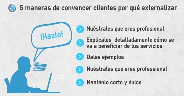 Consejos para convencer a un cliente de contratar tus servicios