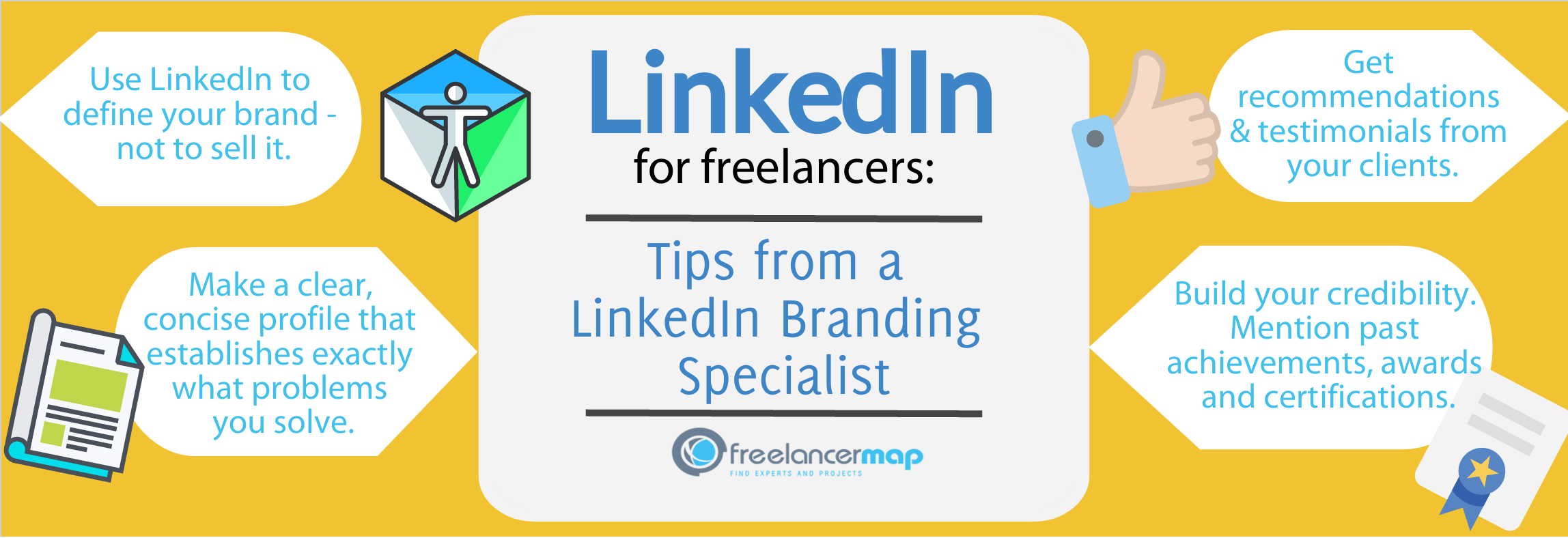 Linkedin For Freelancers Tips From A Linkedin Branding Specialist