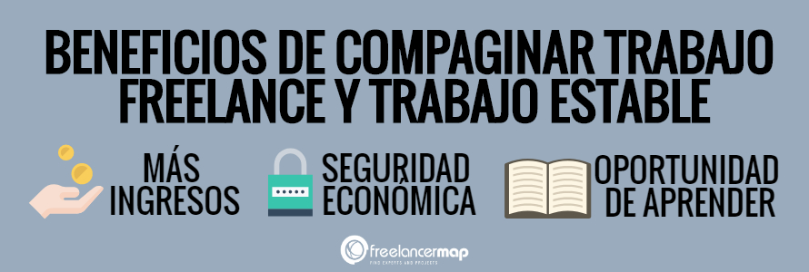 Beneficios de trabajar como freelancer con trabajo estable
