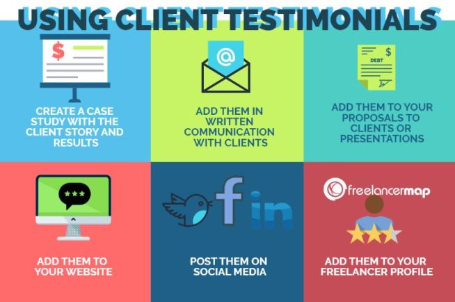 How To Get New Freelance Clients With Client Testimonials