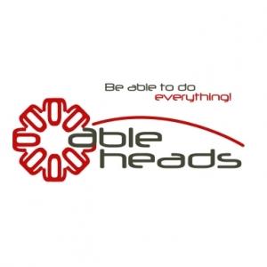 able heads UG (haftungsbeschränkt) Logo