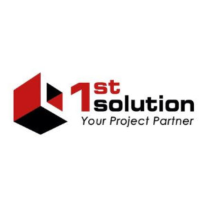 1st solution consulting gmbh Logo