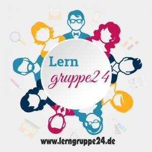 Lerngruppe24 Logo