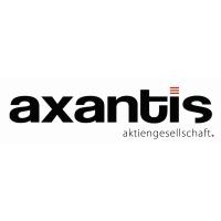 axantis Aktiengesellschaft Logo