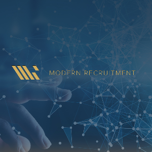 Modern Recruitment Logo