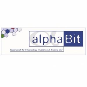 alphaBit GmbH Logo