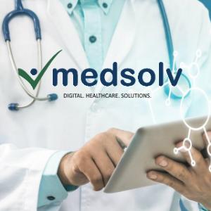 medsolv GmbH Logo