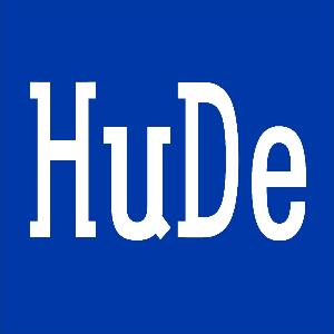 HuDe GmbH Logo