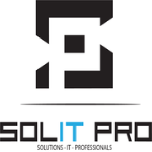 SOLIT PRO / Ahmad Logo