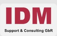IDM Support & Consulting GbR Logo