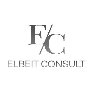 ELBEIT CONSULT GmbH Logo