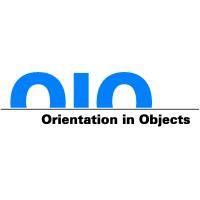 Orientation in Objects GmbH Logo