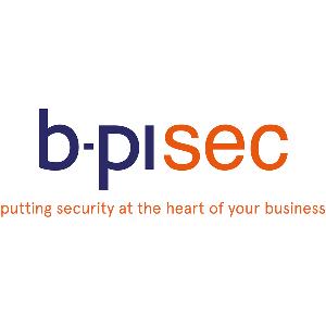 b-pi sec GmbH Logo
