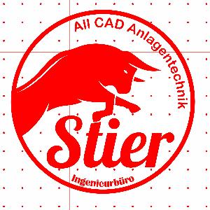 All CAD Anlagentechnik STIER Logo