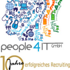 people 4 IT GmbH Logo