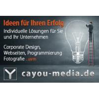 cayou media Logo