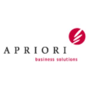 APRIORI - business solutions AG Logo