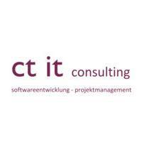 ct it consulting Logo
