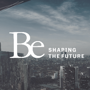 Be Shaping the Future GmbH Logo