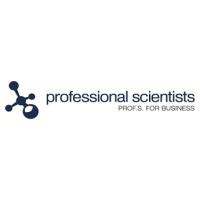 Professional Scientists GmbH Logo